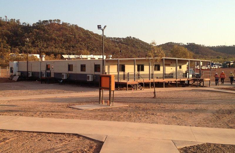 X Strata Lady Loretta Mine Mt Isa 300 Man Camp - Bradwell